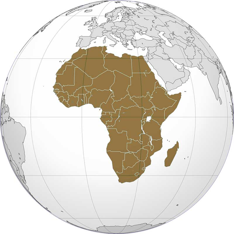Африка континент