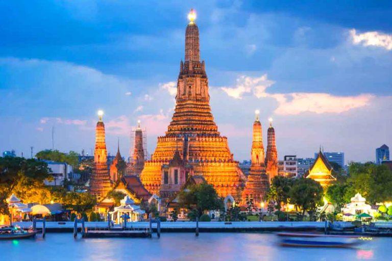 Тайланд от 999 Евро за 1 седмица