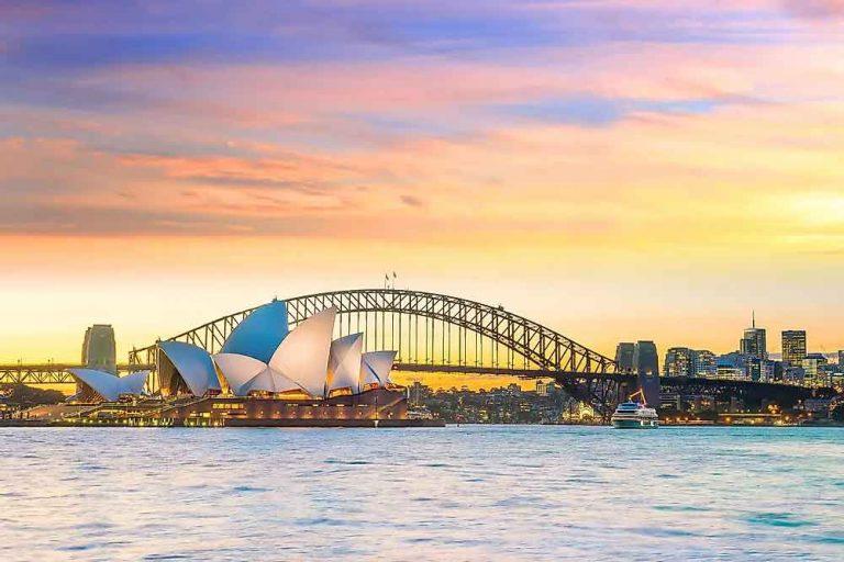 Самолетни билети до Австралия – от 599 Euro