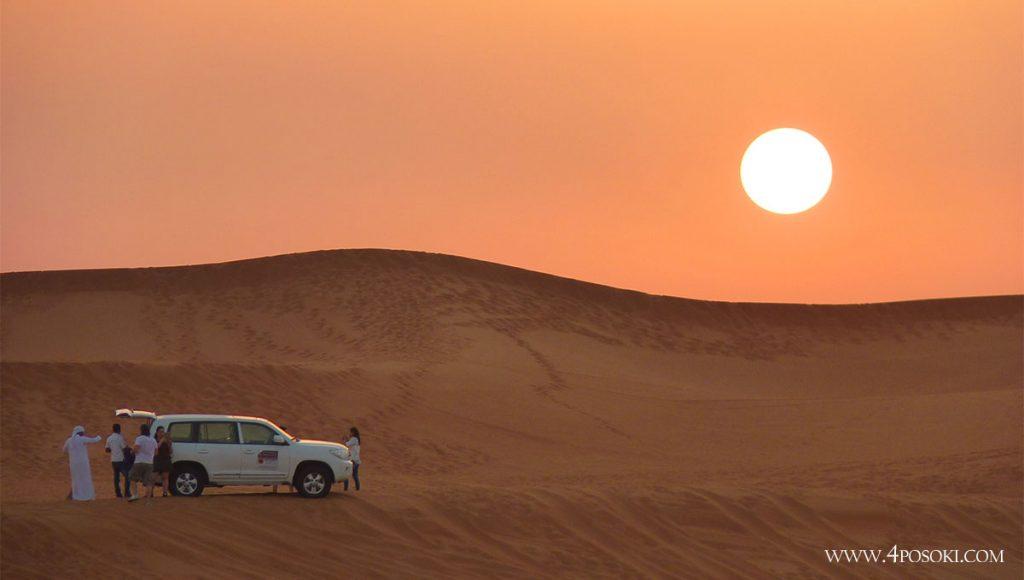 Катар сафари