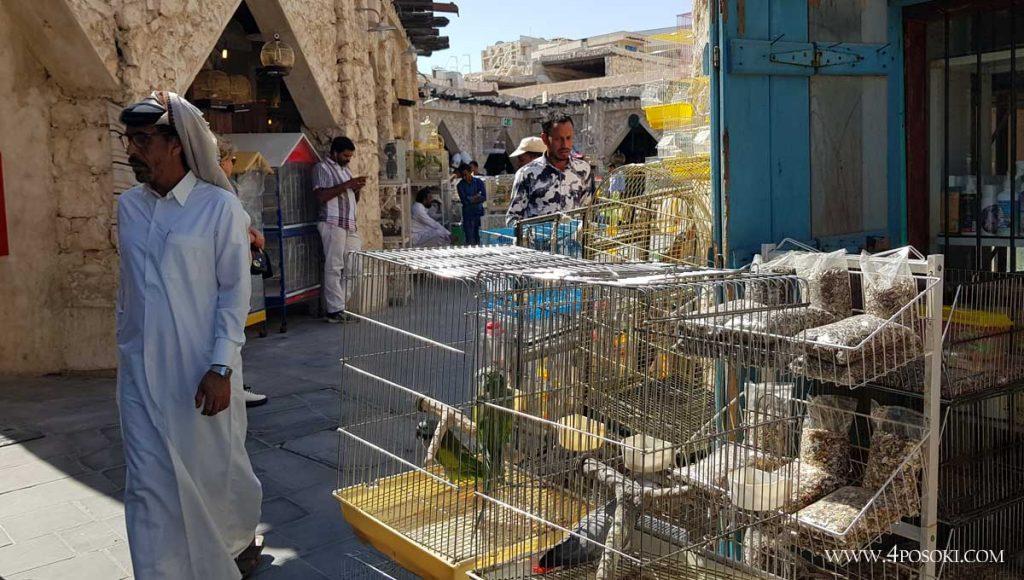 пазарът в Доха