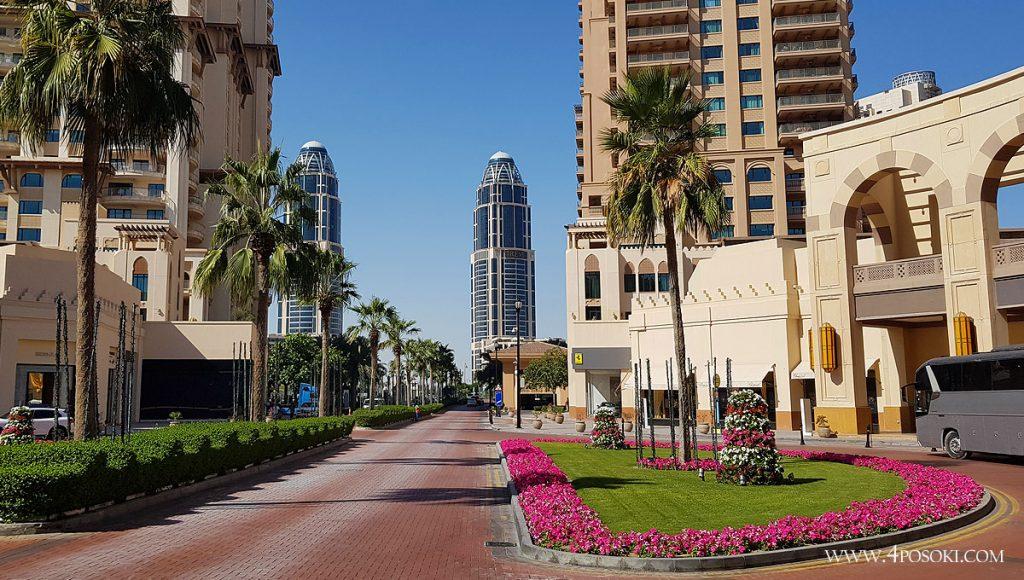 остров Перлата на Катар