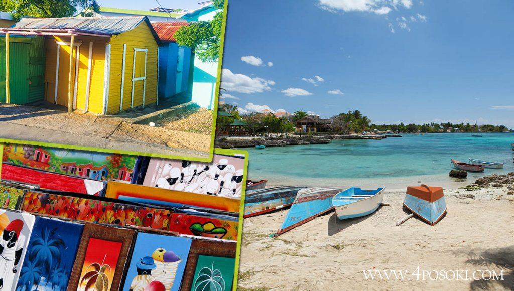 Баяибе плаж и архитектура